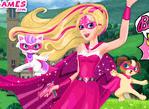 芭比超級公主