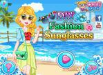 DIY時尚太陽眼鏡