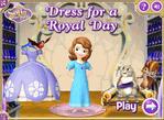 蘇菲亞的皇家禮服