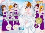 雪地上的婚禮