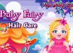 寶貝頭髮護理