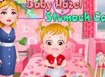 寶貝肚子痛