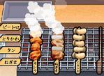 經營燒烤攤