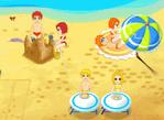 經營沙灘浴場