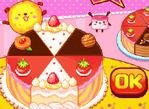吐司狗蛋糕拼拼樂