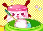 吐司狗做棉花糖