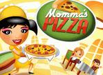 媽媽披薩店