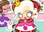 公主也偷懶