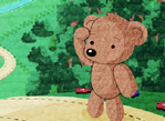 泰迪熊大冒險