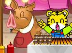 巧虎燒烤店