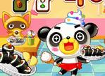 睏睏熊賣壽司